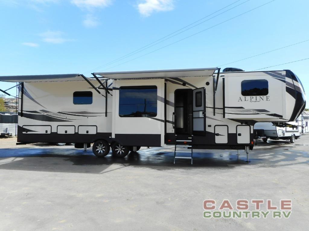 New 2019 Keystone Rv Alpine 3700fl Fifth Wheel At Castle Country