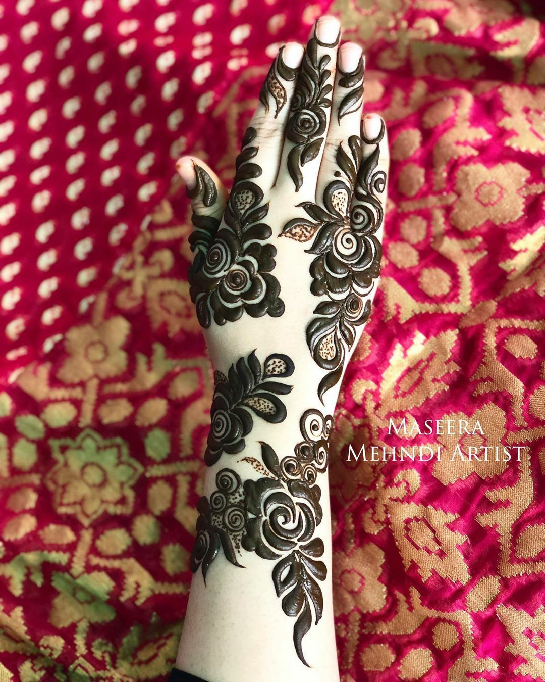 Instagram Com Mehndi Designs For Fingers Rose Mehndi Designs Henna Designs Hand