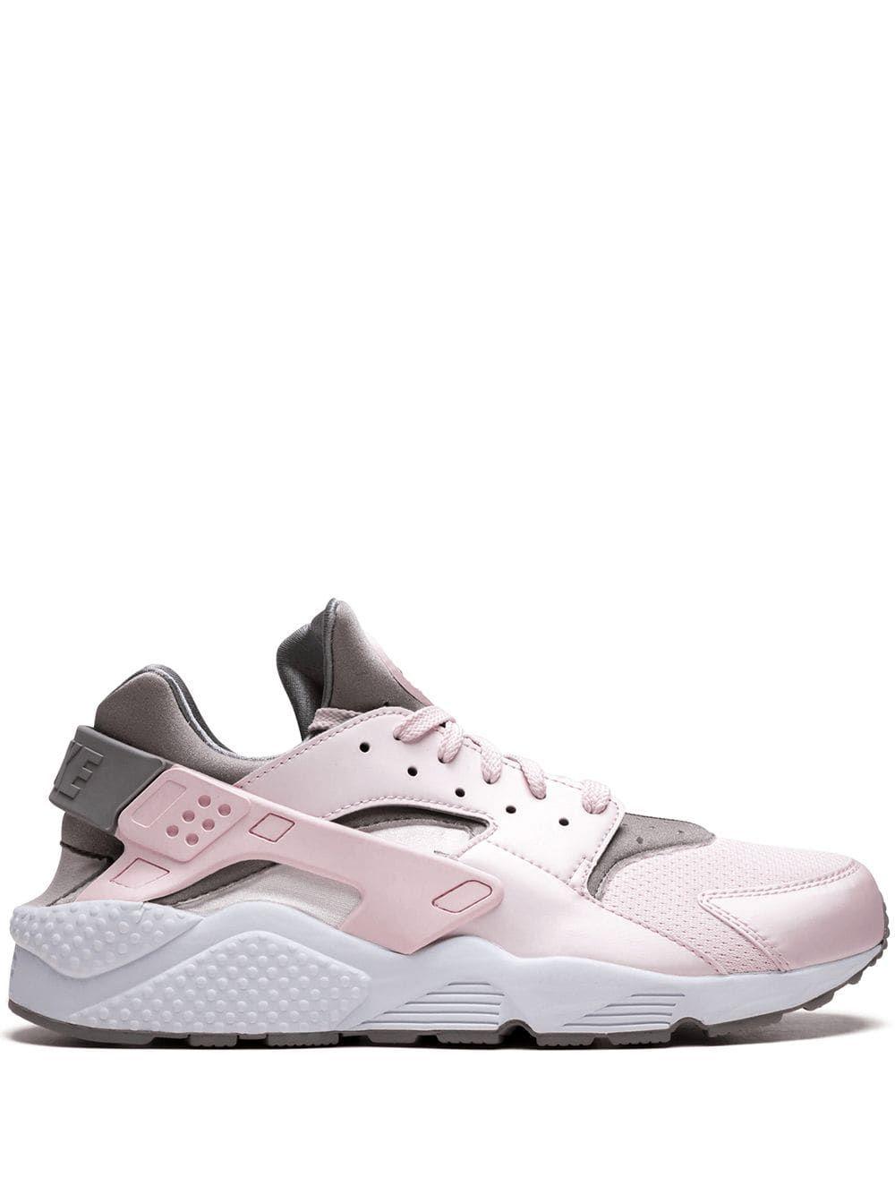 NIKE NIKE AIR HUARACHE SNEAKERS - PINK. #nike #shoes | Nike air ...