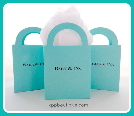 tiffany co inspired personalized candy buffet by kppboutique rh pinterest at