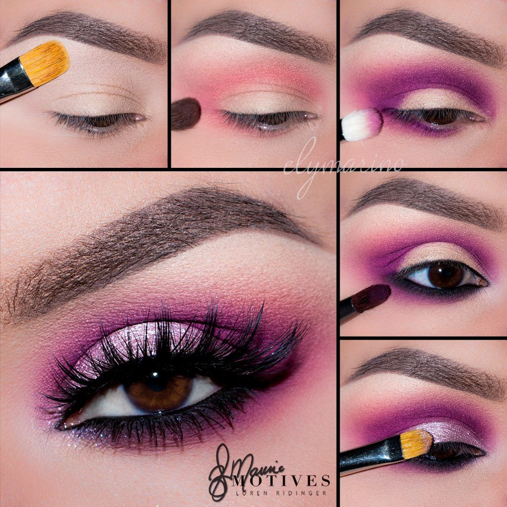Photo of Get the Look: Bold Pink Eyeshadow Tutorial – Loren's World
