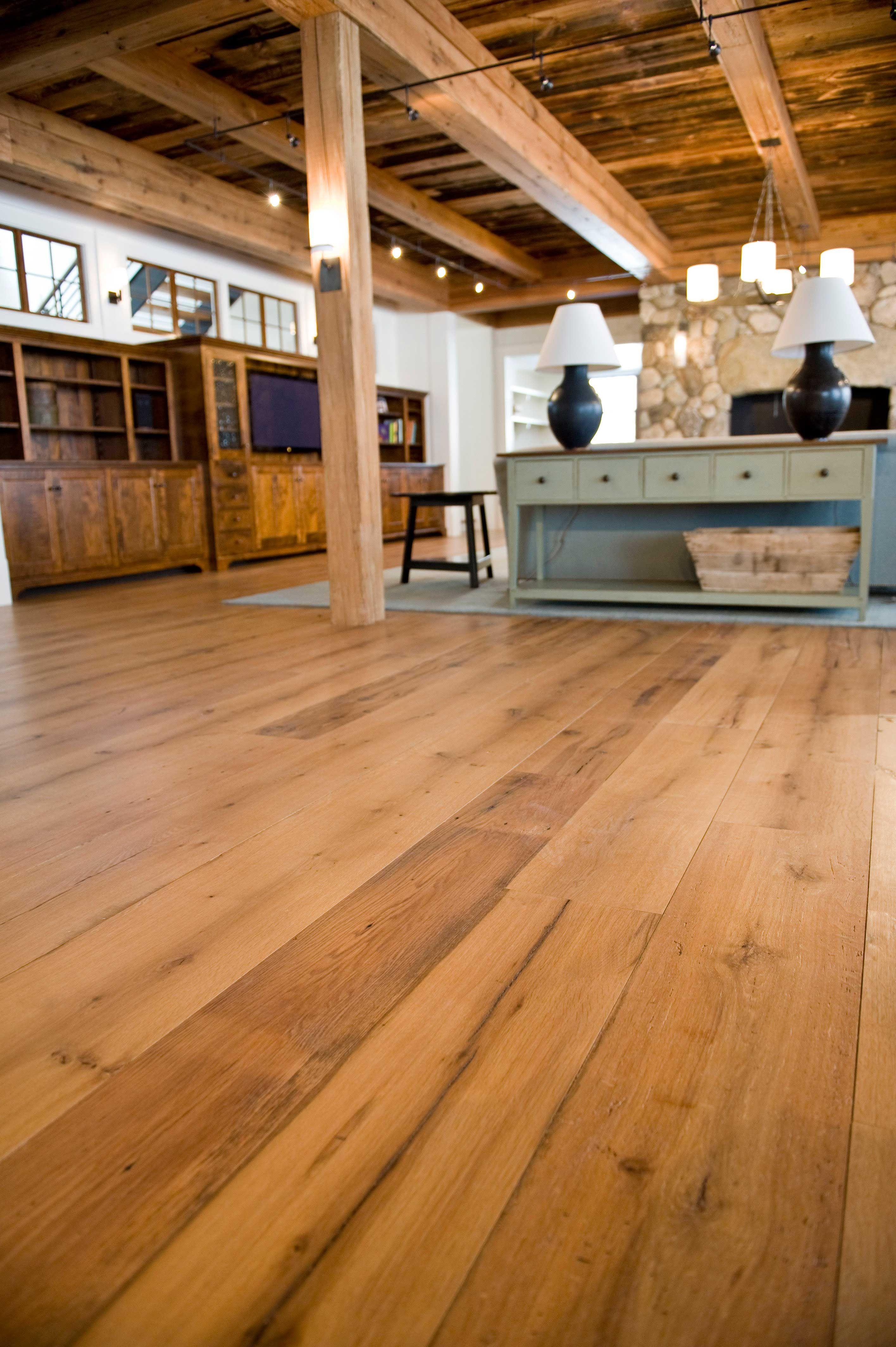 Antique Oak Flooring Oak Floors Reclaimed Wood Floors Wide