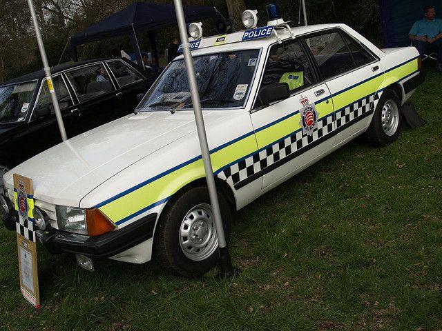 Ford Granada Police Cars Police Cars British Police Cars Ford