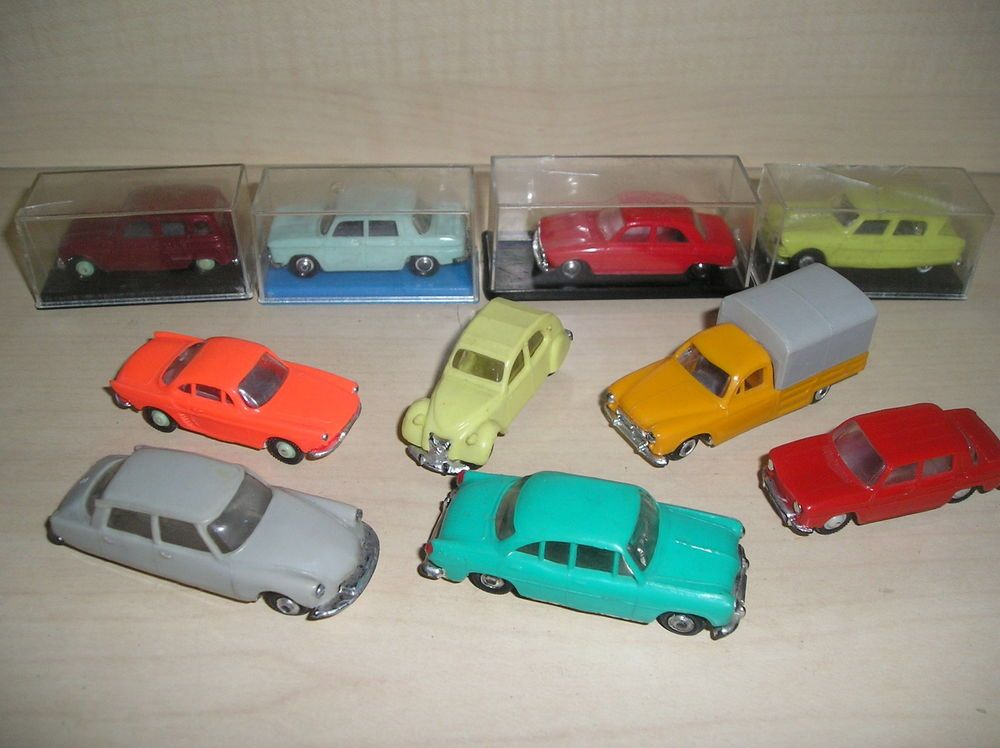 Micro Ancien Lot Miniature Norev N°2Models IHED9WY2
