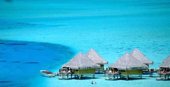 a private island in tahiti
