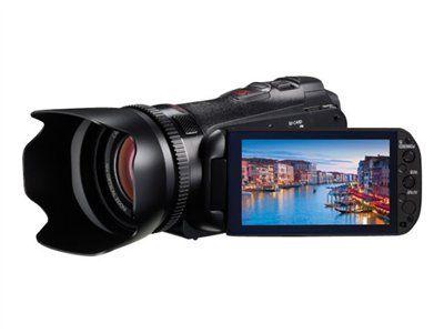 Canon Vixia Hf G10 Black Review Canon Vixia Hf G10 Black Hd Camcorder Camcorder Flash Memory