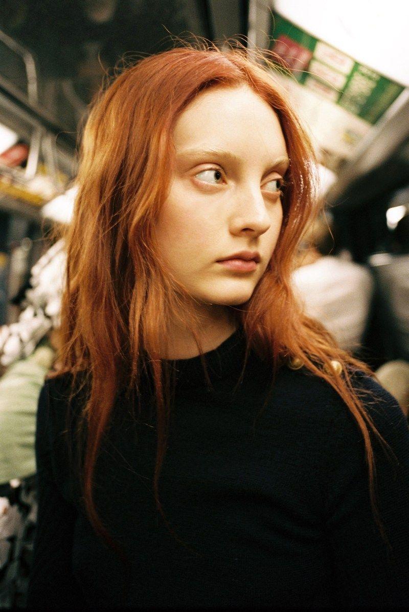 redhead escort paris