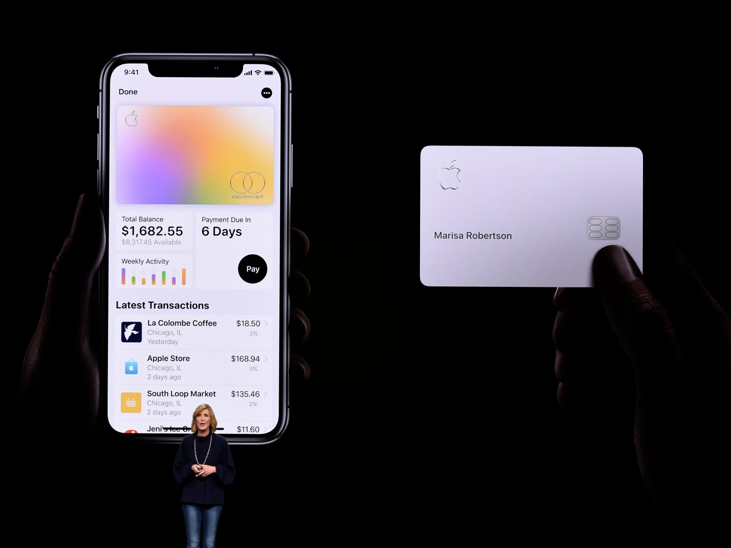 Apples new nofee credit card is an aggressive move to