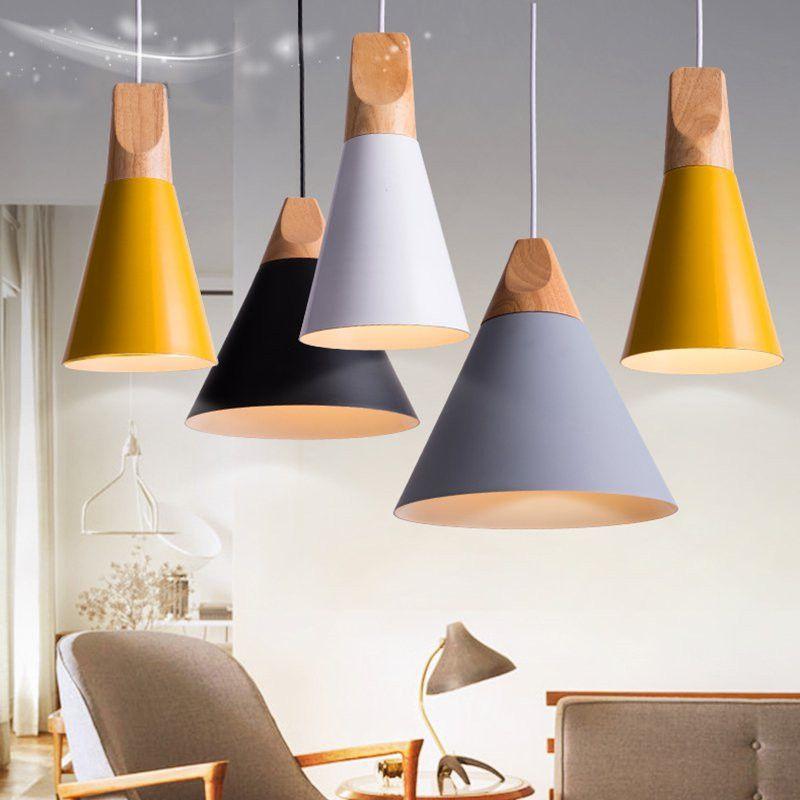AuBergewohnlich Günstige Moden E27 Holz Anhänger Decken Hängelampe Kronleuchter Küche Licht  Basis Abdeckung Halter Leuchte Esszimmer Beleuchtung