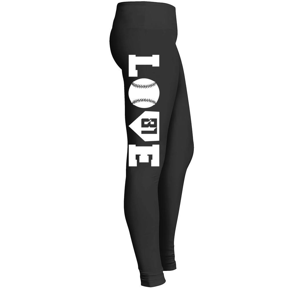 Softball love legging 81, Order HERE ==> https://www.sunfrog.com/Sports/Softball-love-legging-81-Legging-Black.html?41088