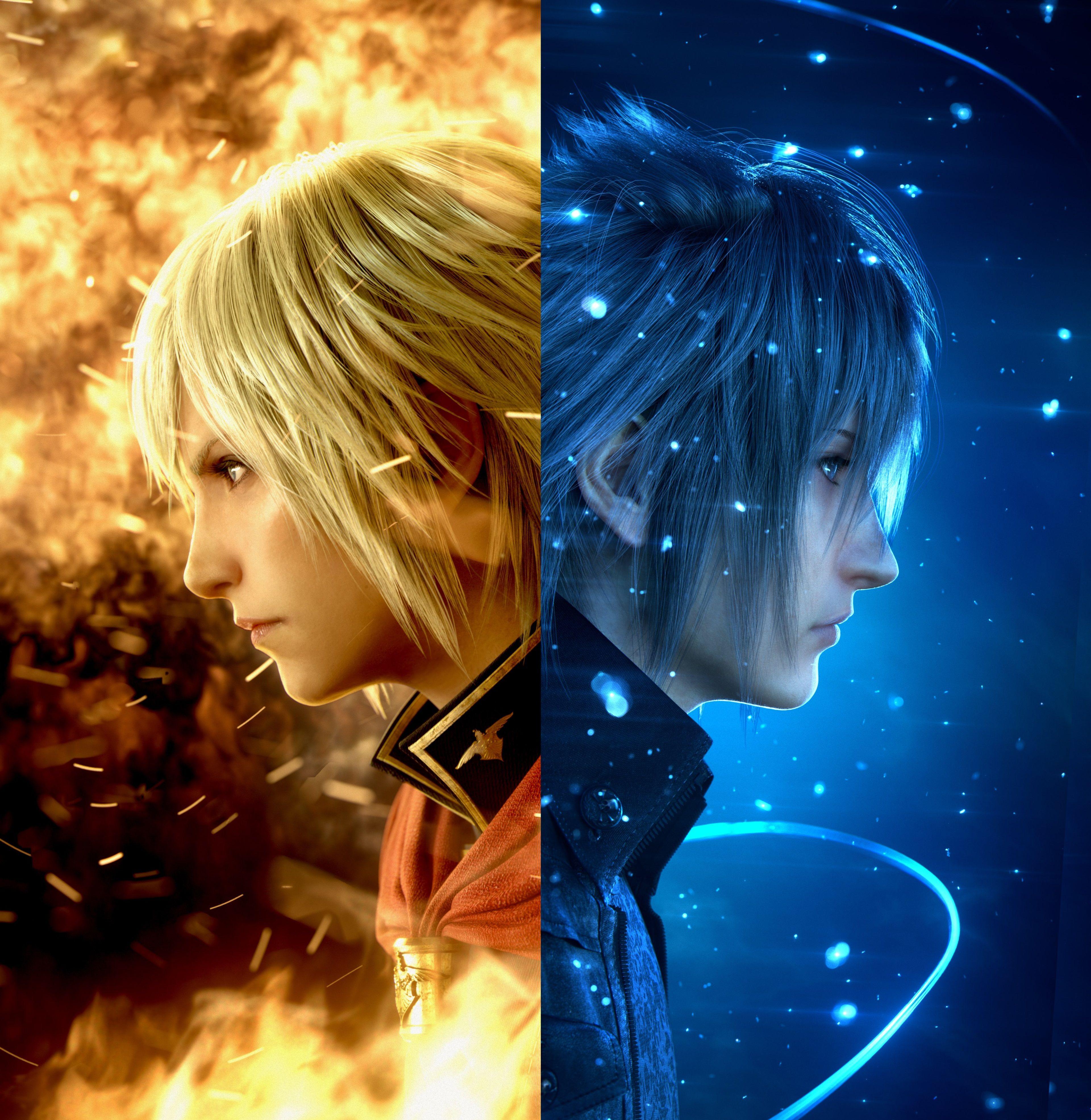 3840x3939 Final Fantasy Xv 4k Hd Free Wallpaper Final Fantasy