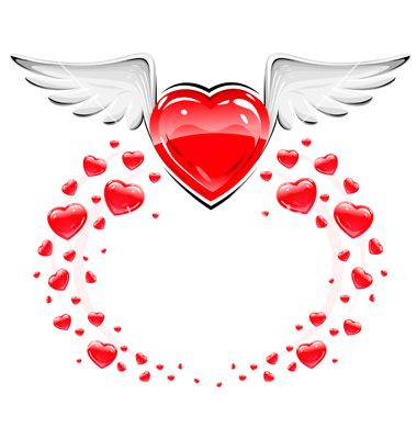 Icon Heart With Wings White Wallpapers Broken Pictures Symbol
