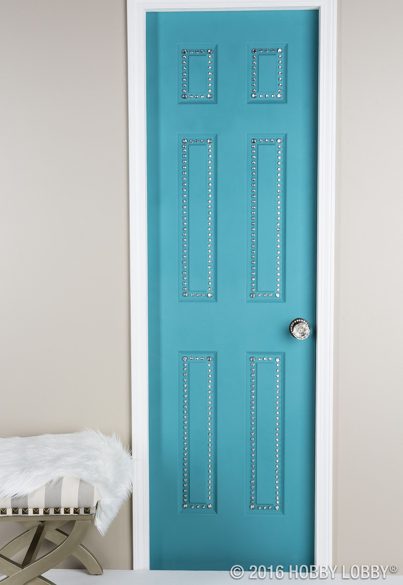 The Formula For A Front Door With Character Paint Upholstery