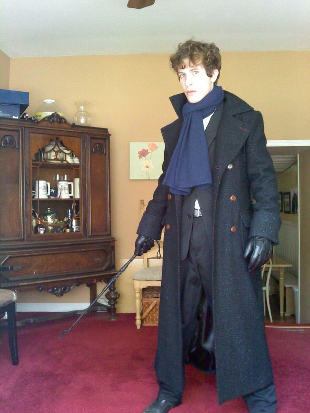 Cumberbatch\'s Sherlock. | 31 Splendidly British Ideas For ...
