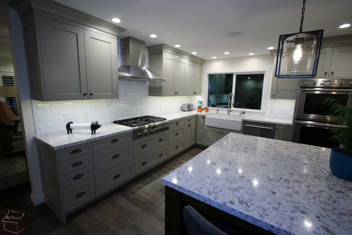 Huntington Beach Complete Kitchen Remodel Entertainment Center Complete Kitchen Remodel Complete Kitchens Kitchen Remodel