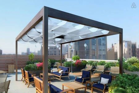 Check out this awesome listing on Airbnb: Doorman Building w Best View of NYC in Long Island City