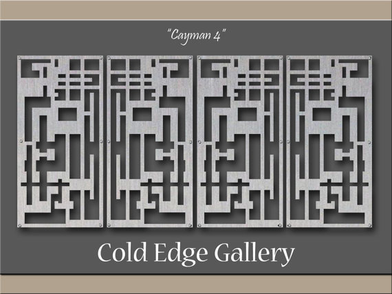Extra Large Metal Wall Art Art Decor Abstract Contemporary
