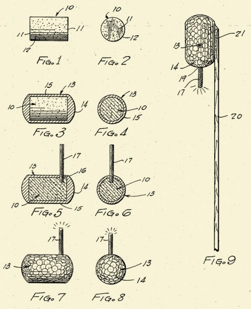 A Design for Fireworks: 1938