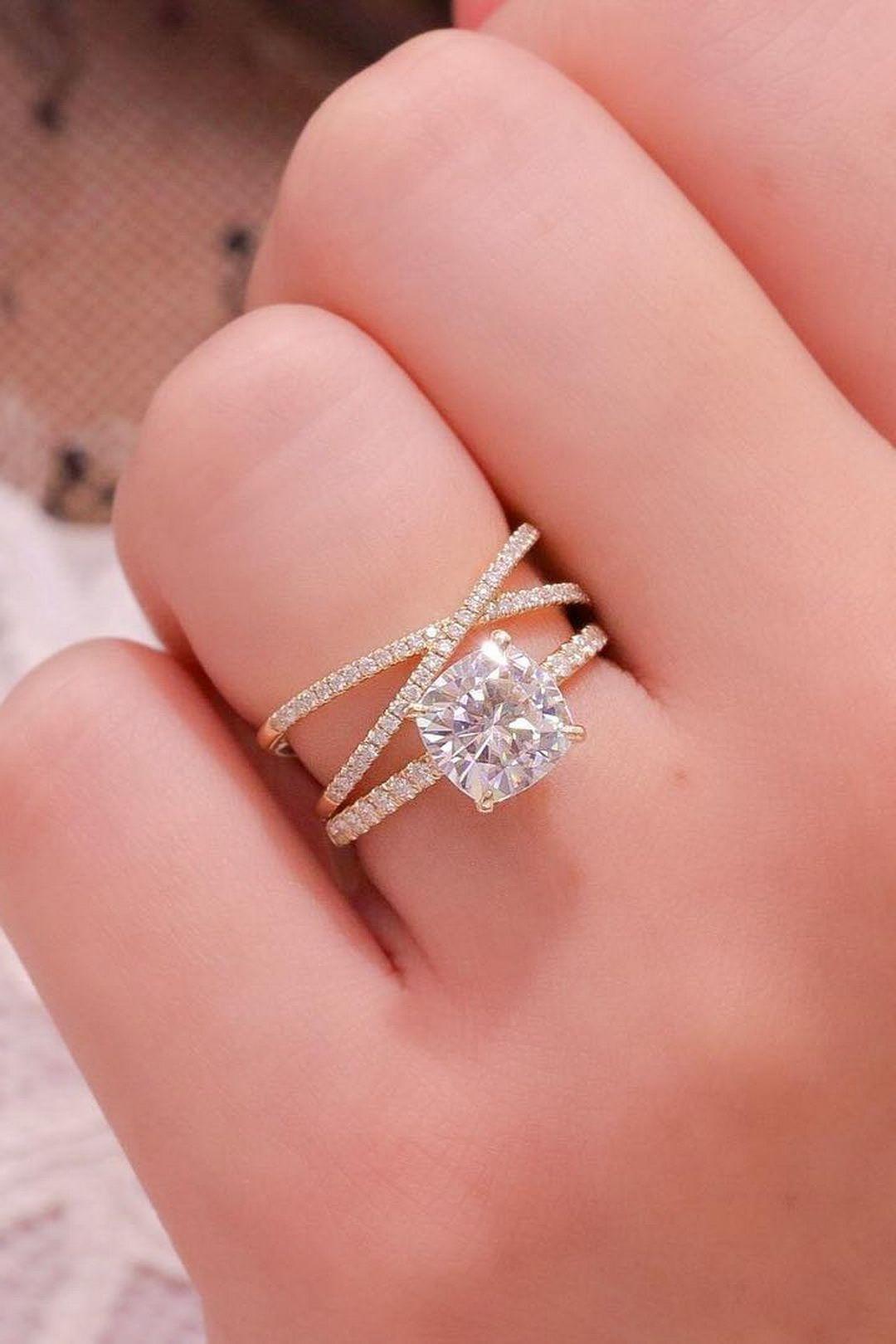 29 Stunning & Unique Engagement Rings @PrincessBrideDiamonds ...