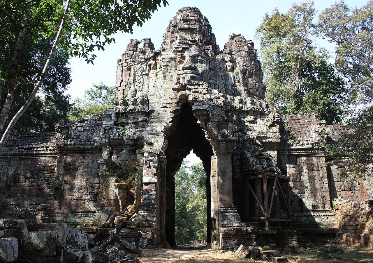 The top 10 Temples in Angkor Wat