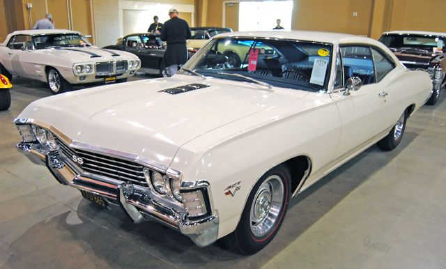 Mecum Goes Big Again In Kissimmee Old Cars Weekly Classic Chevy Trucks Chevrolet Impala Chevy