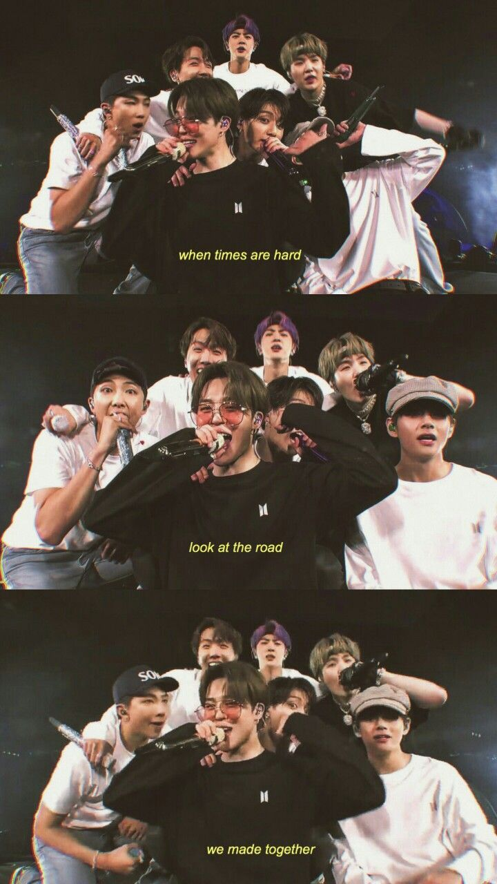 BTS wallpaper #btswallpaper #BTS #ARMY #quote #Wallpaper #btswallpaper