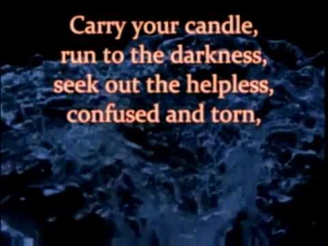 'Carry Your Candle' Chris Rice - YouTube