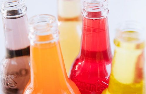 11 easy Homemade DIY syrup recipes for Sodastream: Watermelon Mint, Dark & Stormy Ginger, Honey Chamomile, Cherry Almond, Mexican Root Beer, Matcha Melon, ...