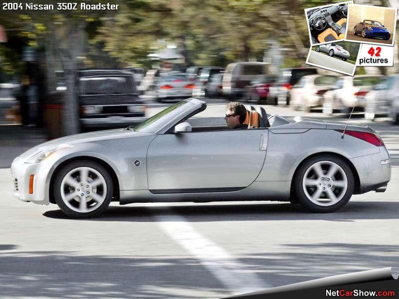 Nissan 350Z Roadster (2004)