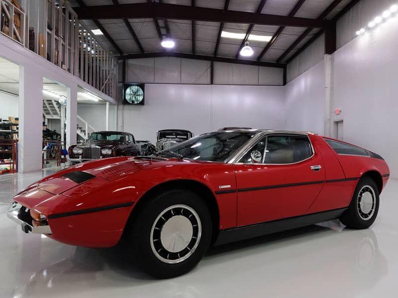 Maserati Bora1971 | Maserati bora, Super cars, Classic cars
