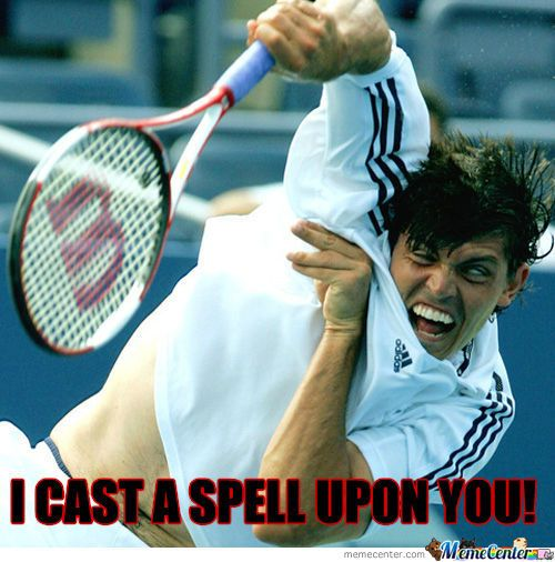 Omg This Guy Tennis Funny Tennis Pictures Tennis