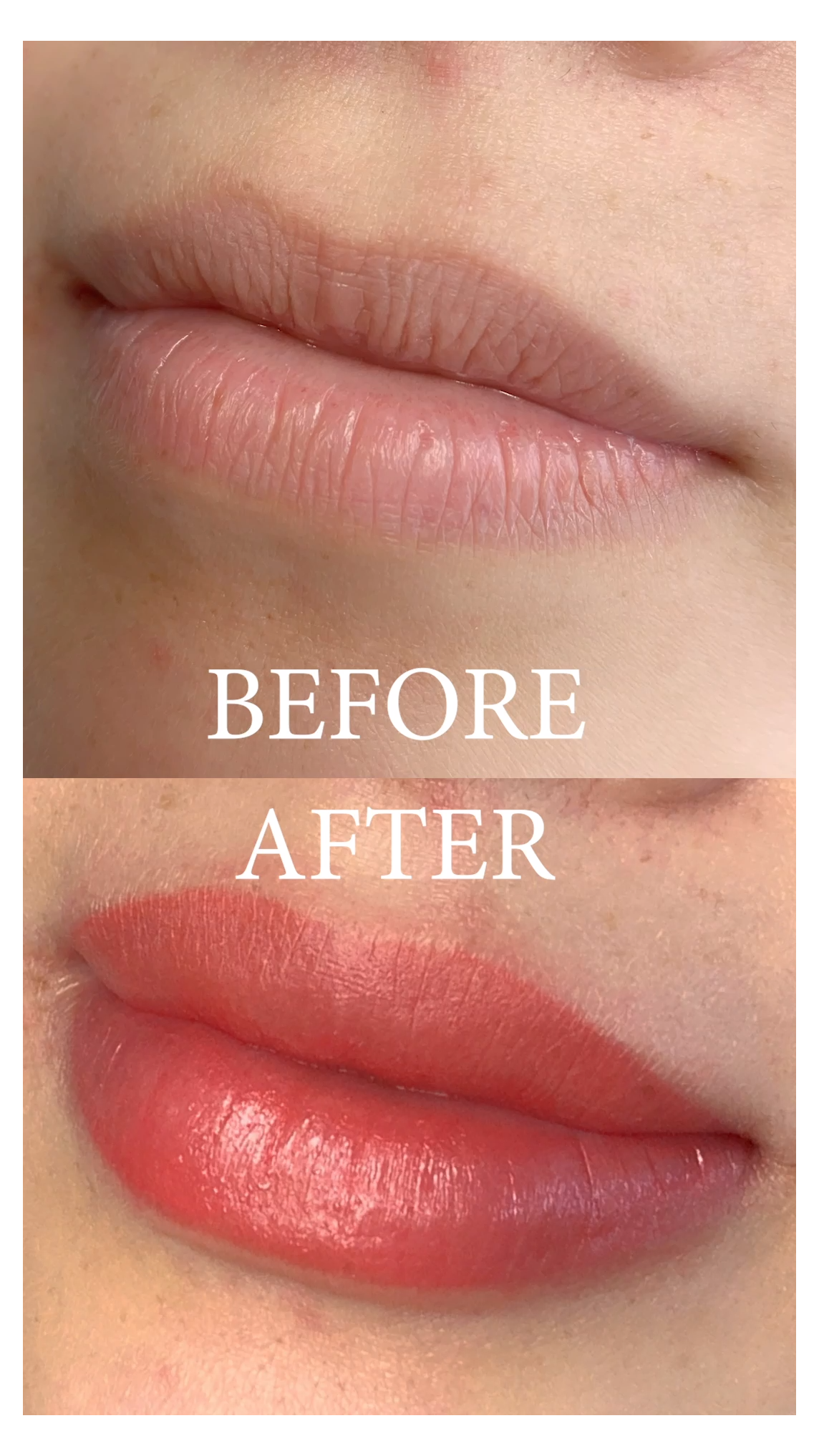 Permanent Makeup Lip Procedure 💋 permanent makeup lips