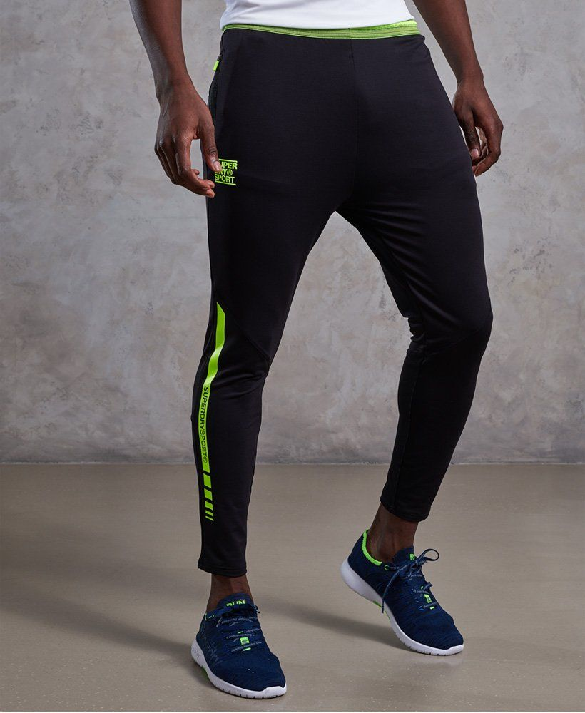 Superdry Training Cropped Pants Gym outfit men, Sports