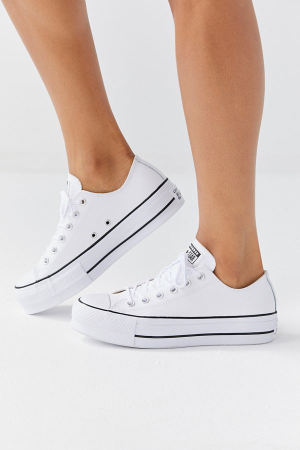 Star Lift Leather Sneaker