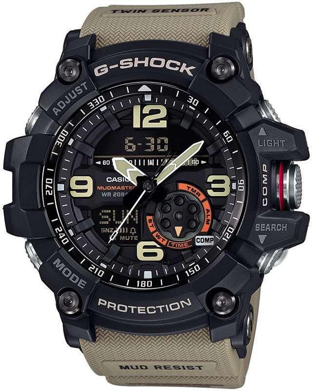 f3a1ea231768 Casio GG-1000-1A5ER G-Shock Mudmaster