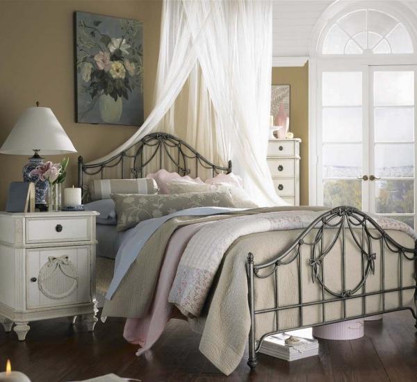Dormitorio estilo vintage decoraci n pinterest - Dormitorio decoracion vintage ...