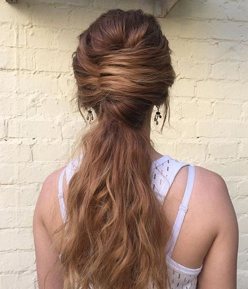 50 Stylish French Twist Updos French Twist Hair Long Hair Updo French Twist Updo