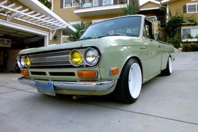 List of Synonyms and Antonyms of the Word: stanced datsun 521