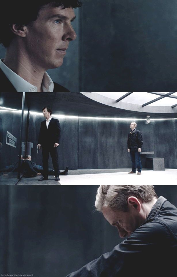 Sherlock and John - The Final Problem