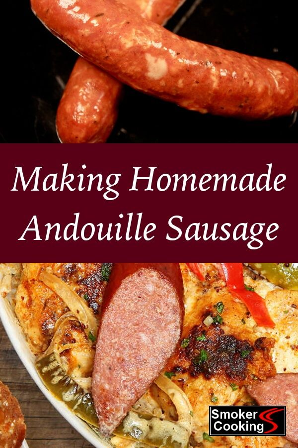 Photo of Easy Homemade Andouille Sausage Recipe That Bursts With Flavor!