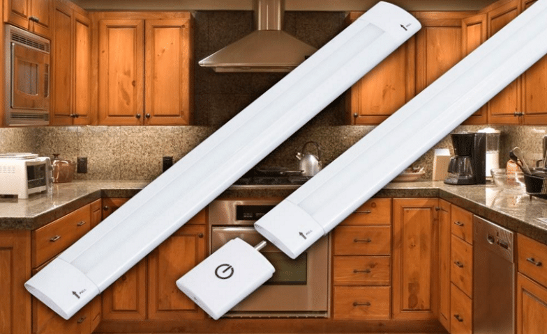 Best Led Under Cabinet Lighting For 2019 Reviews Ratings Kitchen Under Cabinet Lighting Under Cabinet Lighting Led Under Cabinet Lighting