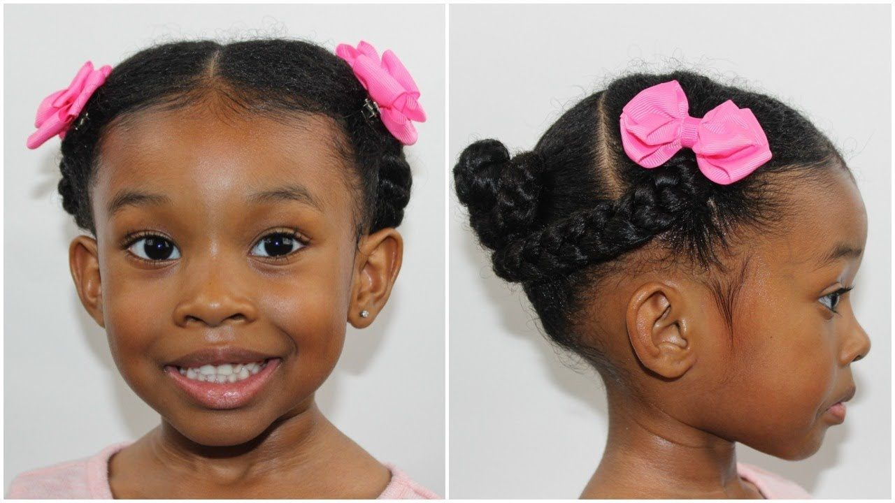 Quick cute minute hairstyle kid hairstyles for girls noelle