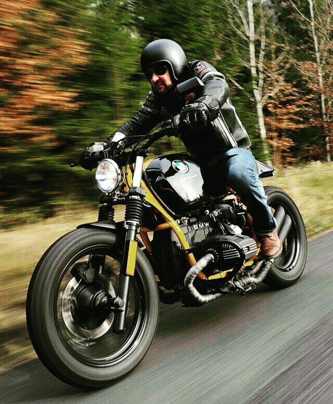 bmw custom cafe racer bike bmw motorrad bmw und motorrad. Black Bedroom Furniture Sets. Home Design Ideas