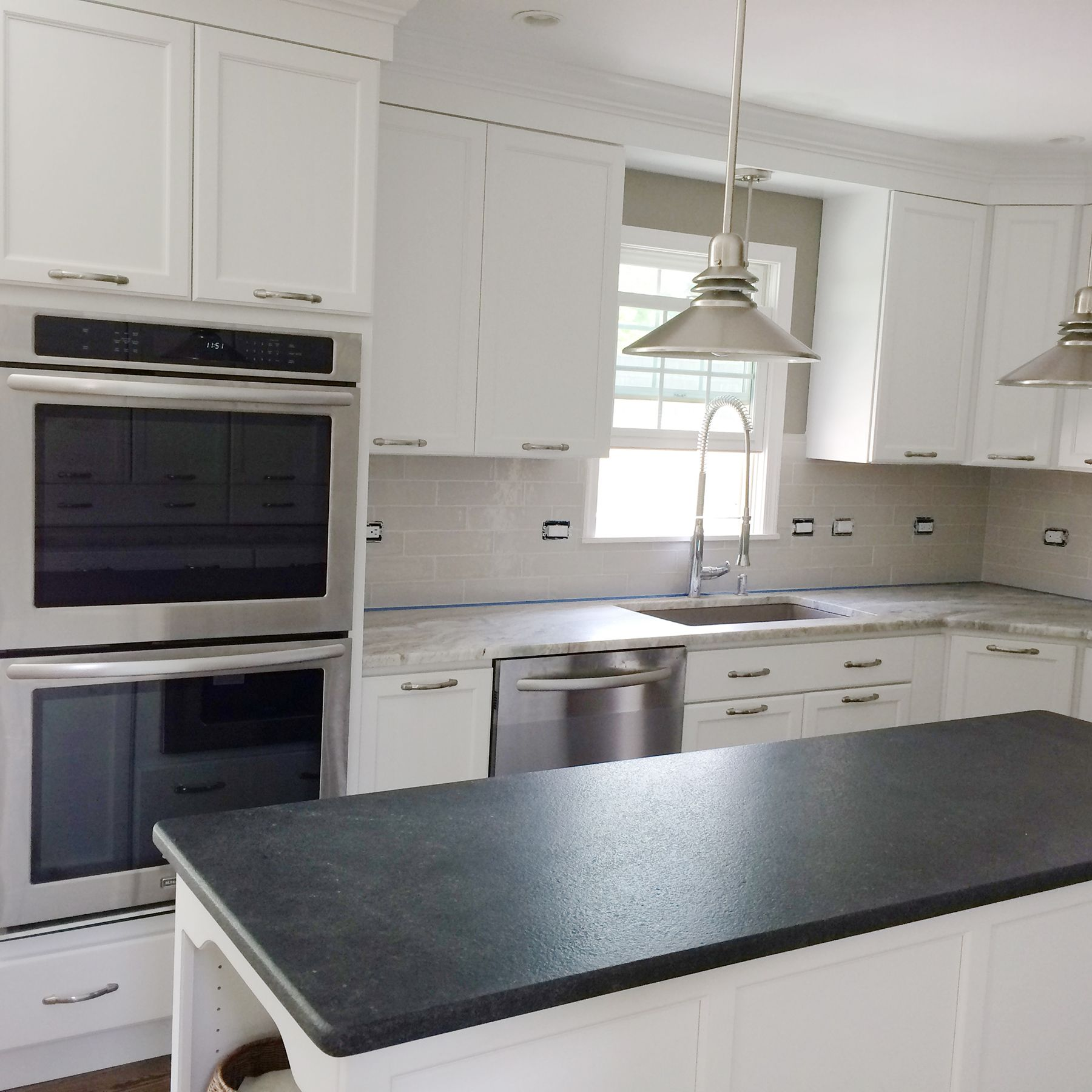A Remodeled Kitchen In West Chester Pennsylvania Has