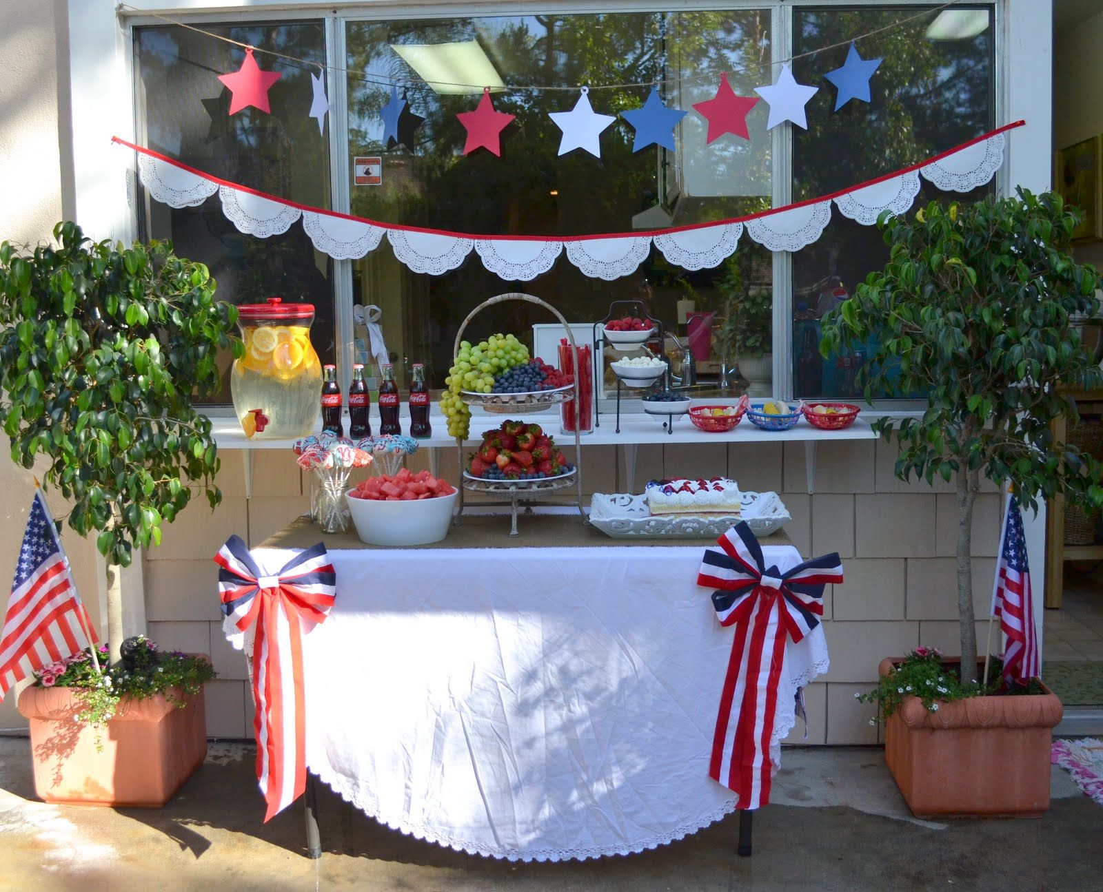 Backyard Party Ideas For Adults | We had a small family ...