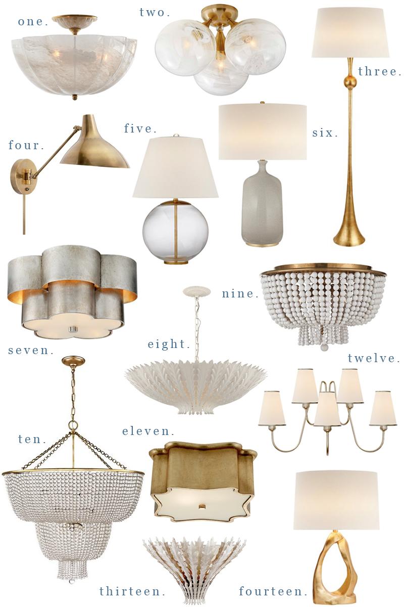 1 Aerin Lighting In 2020 Bedroom Light Fixtures Office Lighting