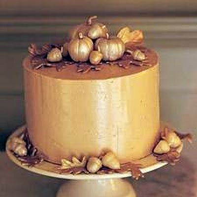 Caramelized-Apple Spice Cake @keyingredient