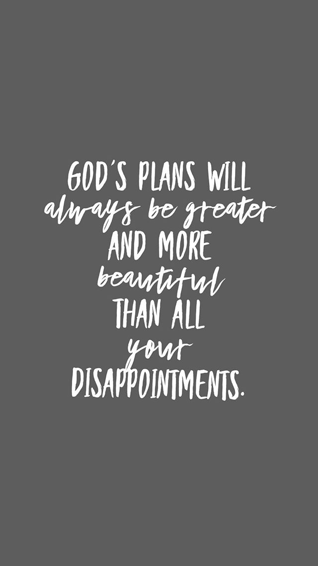 God Has An Amazing Plan For Your Life Trustgodsplan Quote
