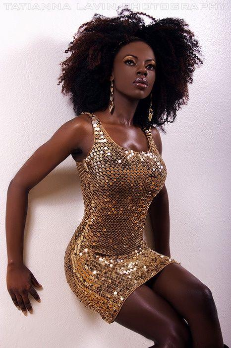 Sexy black women com