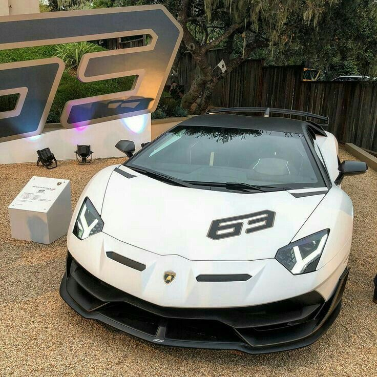 ꜱɪɴ Lamborghini Aventador Svj 63 Jota ᴄʜʀᴏᴍᴇ ꜱɪʟᴠᴇʀ